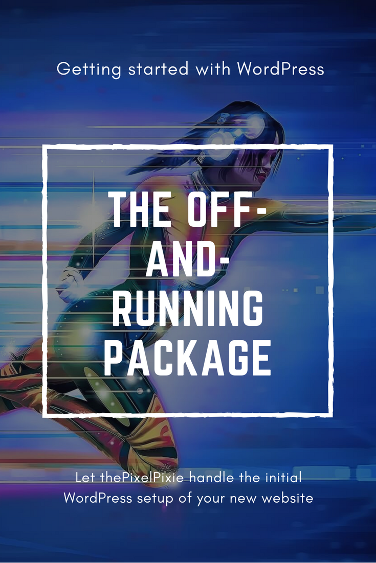 The Off-and-Running package from thePixelPixie