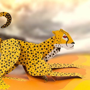 Fast as a Cheetah - Quick Site Setup by thePixelPixie
