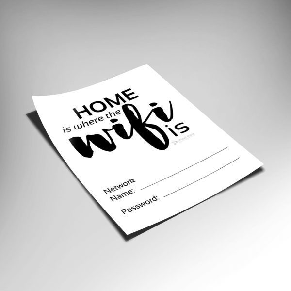 mockup of simple printout of this printable